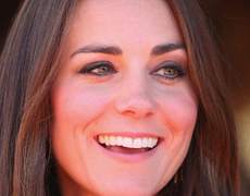 Kate Middleton Gets Her Cardio On!