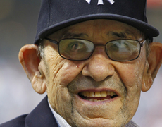 NY Yankee Legend Yogi Berra Dies at 90