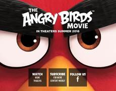 Angry Birds Movie - Official