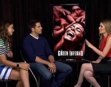 Lorenza Izzo Talks Torturing Keanu Reeves!