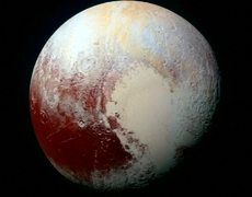 New Images of #Pluto