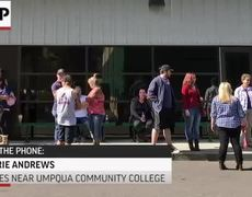#NEWS - Witness Describes #Oregon Shooting Scene