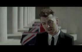 Sam Smith - Writing's On The Wall (from Spectre) Music Video
