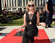 Miranda Lambert Inducted In Music City Walk Of Fame