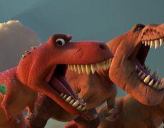 Un Gran Dinosaurio - Nuevo Trailer (2015) HD