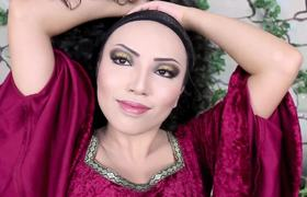 Mother GothelFrom TANGLED Makeup Tutorial #Halloween
