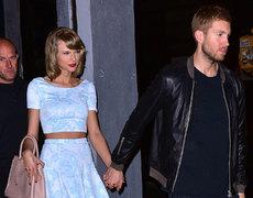 Taylor Swift and Calvin Harris Breakup Rumor!