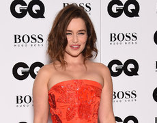 Emilia Clarke Named Esquire's 'Sexiest Woman Alive'