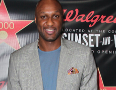 The NBA Reacts to Lamar Odom's Hospitalization
