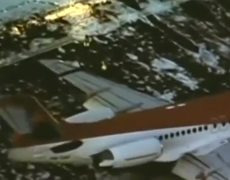 Avión en Brasil se estrella sin tren de aterrizaje delantero