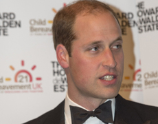 Prince William Shares Pain Over Mom's Death