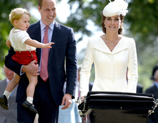 Prince William Gushes Over His Little Royals!