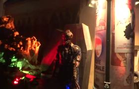 Scare Zones at #Halloween Horror Nights 2015 Universal Studios Hollywood