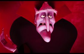 Hotel Transylvania 2 - Official Movie CLIP: Vlad's Dramatic Entrance (2015) HD - Adam Sandler Animated Movie