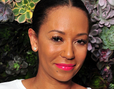 See Mel B and Her Adorable Mini Me!