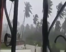 Hurricane Patricia in Mexico 2015 (Compilation)