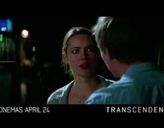 Transcendence Official International Movie TV SPOT 1 2014 HD Johnny Depp SciFi Movie