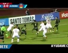 Mexico vs Alemania (2-1) - GOLES RESUMEN Mundial Sub 17 2015