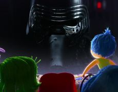 Inside Out - Official Movie VIRAL VIDEO: Emotional Reaction to Star Wars: The Force Awakens (2015) HD