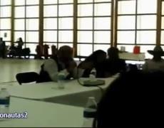 Reunión de Murillo Karam con Padres de normalistas de Ayotzinapa