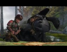 How To Train Your Dragon 2 Movie Clip Itchy Armpit 2014