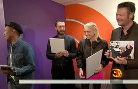 The Real Coaches of The Voice reacts to Today Show Parody