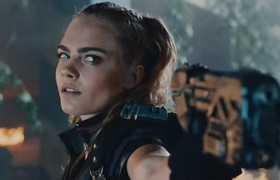 Call of Duty: Black Ops III Trailer ft Cara Delevigne