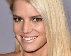 Jessica Simpson's Mini-Me Rocks the Pout!