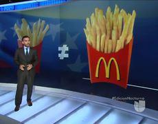Fries return to Venezuela