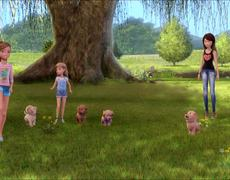 Barbie & Her Sisters in the Great Puppy Adventure -