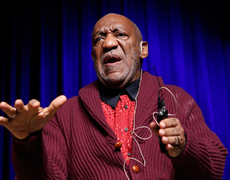 Bill Cosby Accuser Sues for Defamation