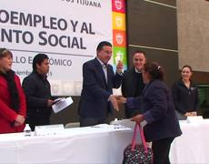Entrega de Fondos Tijuana - Ayuntamiento de Tijuana