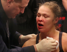 Ronda Rousey Breaks Silence After UFC Knockout