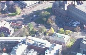 News - Harvard buildings evacuated due to bomb threat