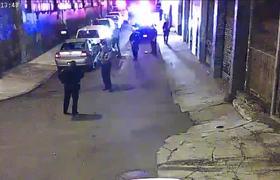 #CCTV - Policías golpean brutalmente a un hombre en San Francisco