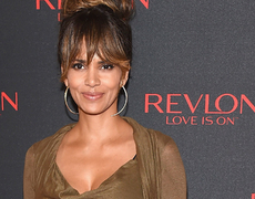 Halle Berry Stuns Even With Sweaty Armpits