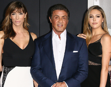 Sylvester Stallone's Hot Family Steal Spotlight!
