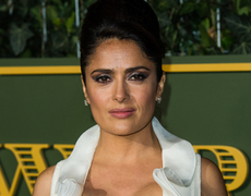 Salma Hayek's The Queen of Cleavage!