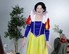 Men transformed as Disney Princesses