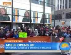 #TODAYShow - Adele FULL Interview