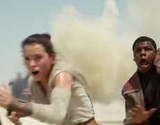 Star Wars: Episode VII - The Force Awakens - Official Extended Movie TV SPOT: Fight (2015) HD