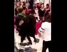 Black Friday fights on Walmart, Target, Best Buy