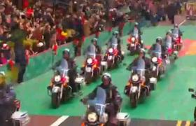89th Macy's Thanksgiving Day Parade 2015 (Opening)