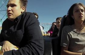 #VIRAL - Breaks Up with his girlfriend on the Roller Coaster