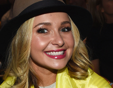 Hayden Panettiere's 1st Appearance Since Postpartum Treatment