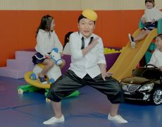PSY feat. CL of 2NE1 - DADDY - M/V