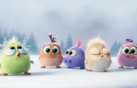 The Angry Birds Movie - Movie Clip: Season's Greetings from the Hatchlings (2016) HD
