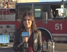 Behind The Scenes of NBC's Chicago Fire