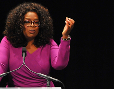 Oprah Gushes Over Taylor Swift!