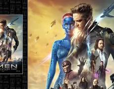 XMen Days of Future Past Poster 1st Look 2014 HD Hugh Jackman Jennifer Lawrence Movie